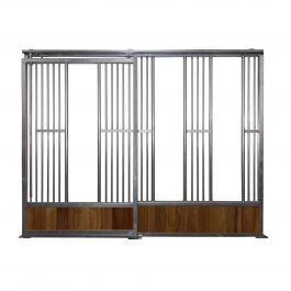 Horse Feed Barriers