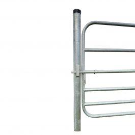 Hardware for Steel Gates