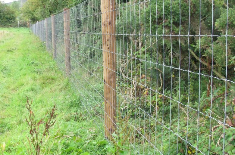 Superknot Deer fence